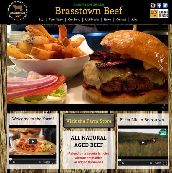 Brasstown Burger